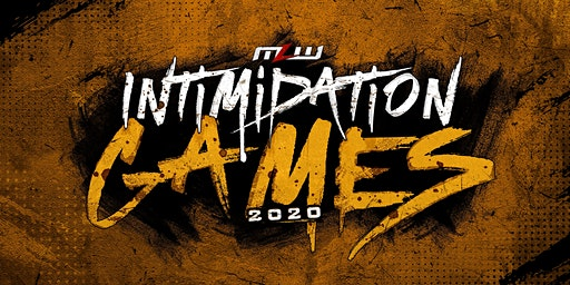 MLW: Intimidation Games 2020 (Major League Wrestling Fusion TV Taping)