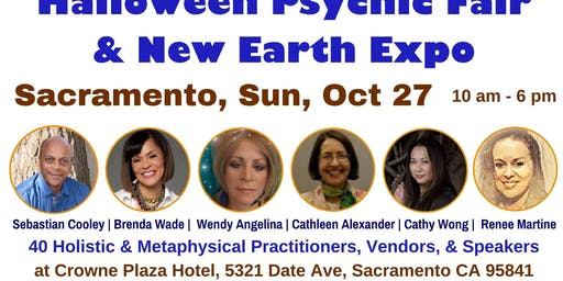 Sacramento New Earth Expo