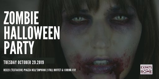 Expats Zombie Halloween Party!