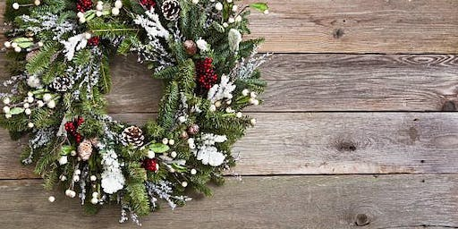 Holiday Live Wreath Workshop