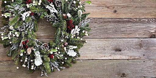 Holiday Live Wreath Workshop