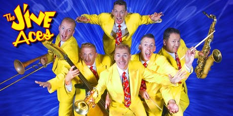 The Jive Aces at Jazzville Palm Springs tickets