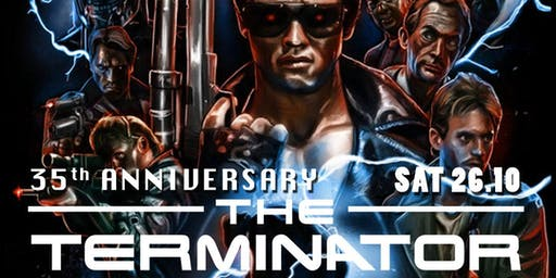 "TDSC presents the 35th Anniversary of ""The Terminator (1984)"""