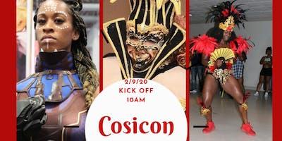COSICON VIP Guest