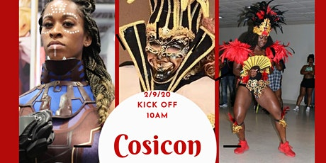 COSICON VIP Guest tickets