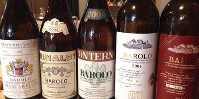 Barolo, King of Italian - Wine Dinner