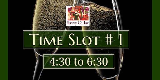 (Time Slot # 1)Savvy Cellar 10 Year Celebration!