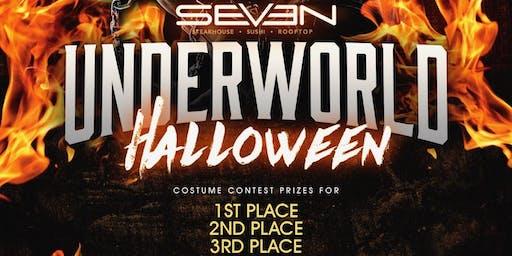 SEVEN PRESENTS: Underworld Halloween