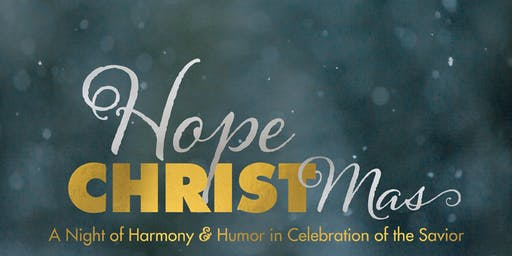 Hope Christmas Concert w/ Scott Davis