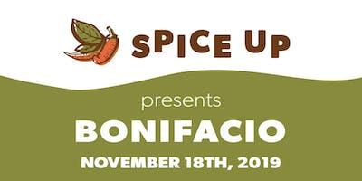 Spice Up: Dinner & Speaker Event With Bonifacio
