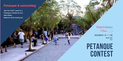 Petanque Contest