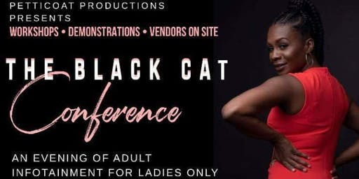 The Black Cat Conference  featuring Shani Hart