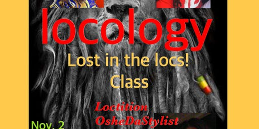 Locology Lost in the Locs Class!
