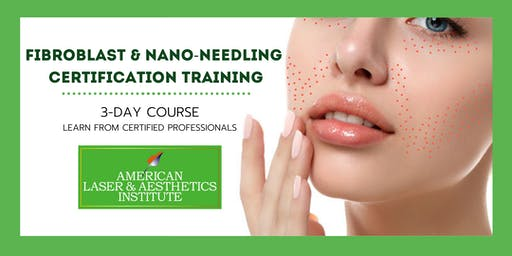 Fibroblast Plasma and Nano-Needling Training