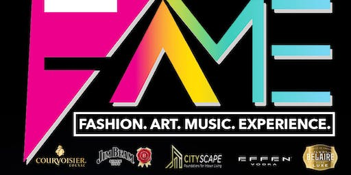 FAME.  Fashion Art Music Experience