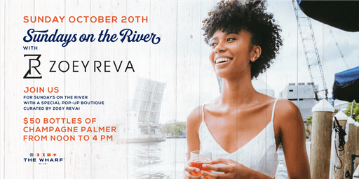 Sundays On The River with Zoey Reva