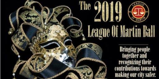 The League of Martin 2019 Ball-Masquerade Editon