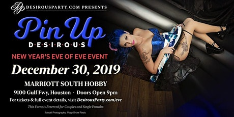 Eve of Eve- Pin Up Desirous tickets
