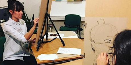 Learn to draw from scratch! / Zeichnen für Anfänger! One time ticket. /Einmalige teilnahme. Tickets