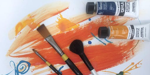 Creative Painting - Abstract the image