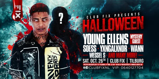 HALLOWEEN W/ Young Ellens, Mystery Guest and many more!