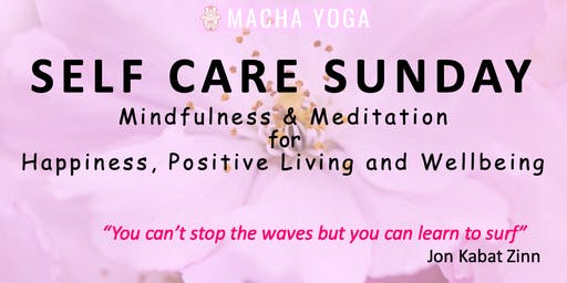 Mindfulness & Meditation for Happiness, Positive Living and Wellbeing