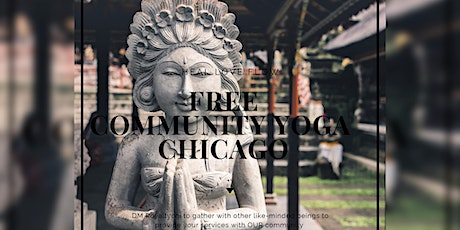 FREE COMMUNITY YOGA (MULTIPLE CLASSES) (ALL AGES) tickets