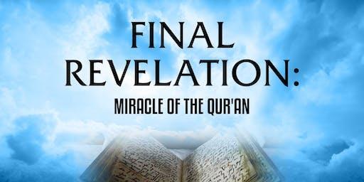 Final Revelation: Miracle of the Qur'an [Mustafa Khattab/Hosam Helal]