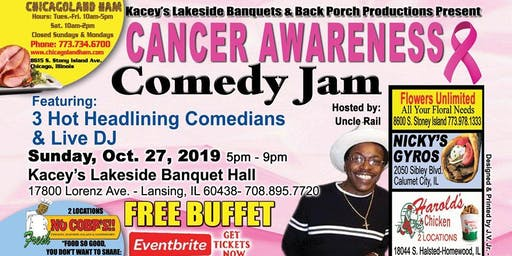 Cancer Awareness Comedy Jam