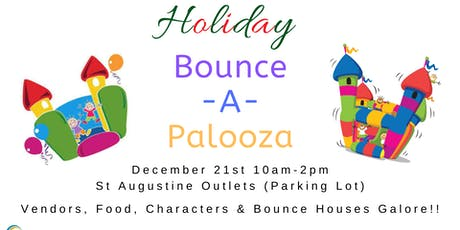 Holiday Bounce A Palooza tickets