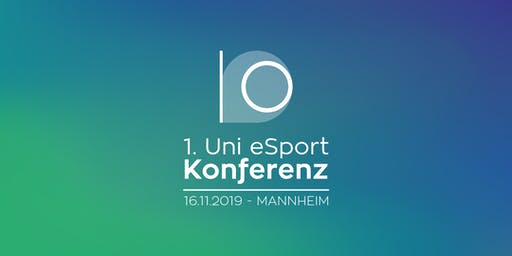 1. Uni eSports Konferenz