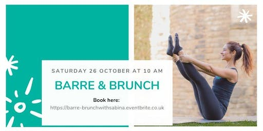 Barre & Brunch with Sabina