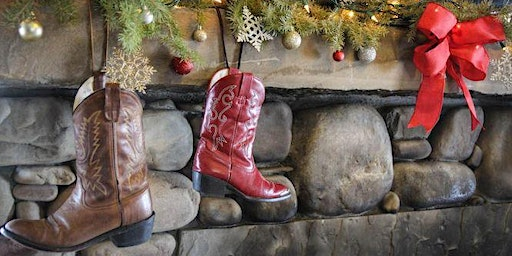 1st Annual Twin Oaks Ranch Christmas Bash with JEFF PLANKENHORN & HIS BAND!