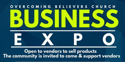OBC Small Business Expo 2016 - Vendor Registration