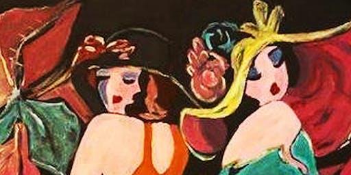 Des Rosart  | Art Show For A Cause