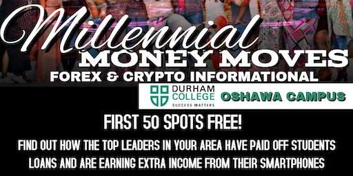 Durham College Millennial Money Moves: Forex/Crypto Informational