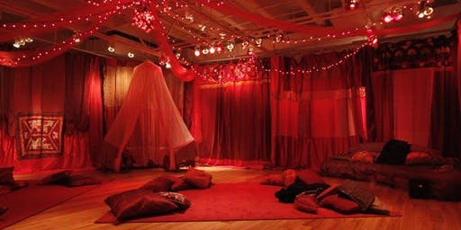 Red Tent (East) October