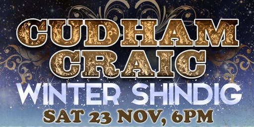 Cudham Craic Winter Shindig