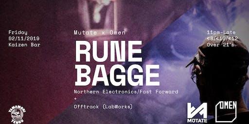 Mutate x Omen : RUNE BAGGE