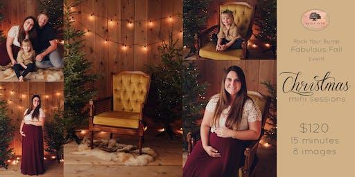 Rock Your Bump Fabulous Fall 2019 - Christmas Minis