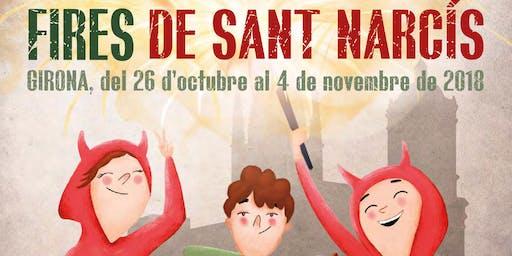 Fiestas Girona 2019