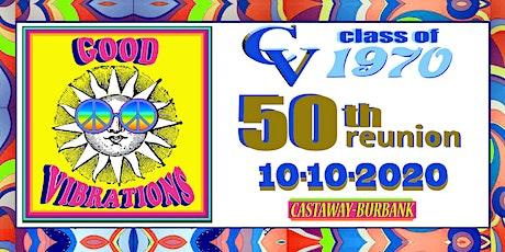 Crescenta Valley High School 50th Reunion tickets