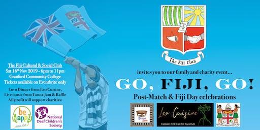 Go, Fiji, Go! Fiji Day