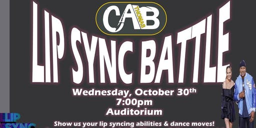 Lip Sync Battle Performance Registration