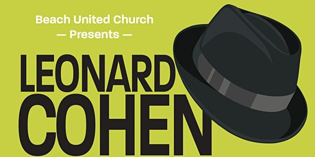 Leonard Cohen: Words and Music by Dr. Mike Daley tickets