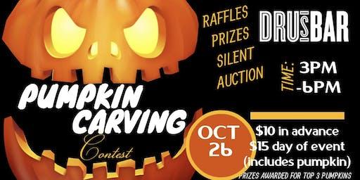Pumpkin Carving Contest @ Dru's