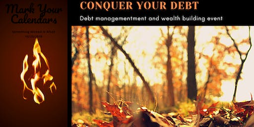 Free Debt management strategies and wealth building event