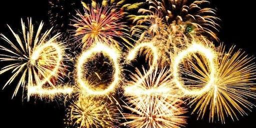 2020 Flat Iron Crossroads New Year's  Celebration
