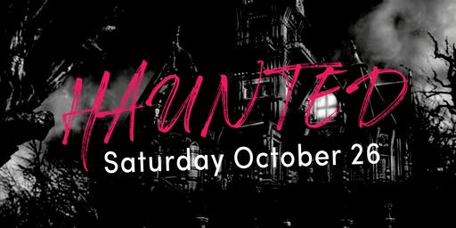 #Haunted - Newark's biggest free Halloween Party