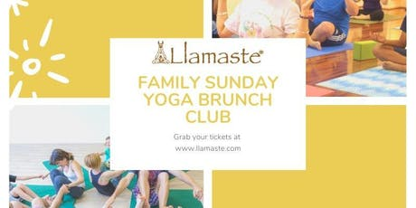 Family Sunday Yoga Brunch Club tickets